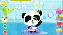 Baby Pandas Bath Time (BabyBus) - Games Apps for Kids