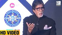 Amitabh Bachchan TROLLS A Media Reporter | Kaun Banega Crorepati 9 Launch