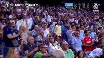 Le but de Cristiano Ronaldo hier soir en amical contre la Fiorentina !