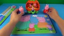 Porc puzzle en bois Peppa Peppa puzzle en bois