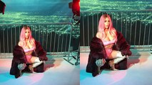 Kim Kardashian Channels 90's Lil Kim In New Photoshoot