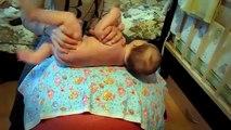 Avec exercices de fitness bébé ♥ ♥ bébé mama_i_malysh_s_bezhko