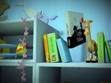Little Fables Clips - Fable Stories For Kids - Two Goats and a Bridge
