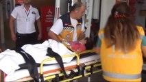 Bursa Merdiven Boşluğuna Düşen Çocuk Ağır Yaralandı