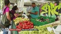 Fruits et légumes : bon marché cette année