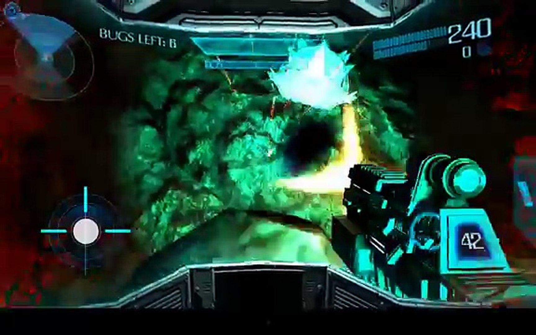 Androide campo de batalla jugabilidad vídeo Osiris hd