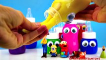 Slime Goo Shopkins Finding Dory Minecraft Olaf Frozen Cartoon Surprise Toys Stra