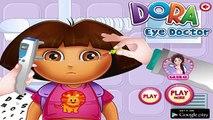 Dora Eye Doctor Clinic Episode - Dora the Explorer Baby Games - Full Medical Games for Kid