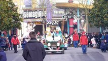 Des voitures disney étoiles N parade hd walt disney studios