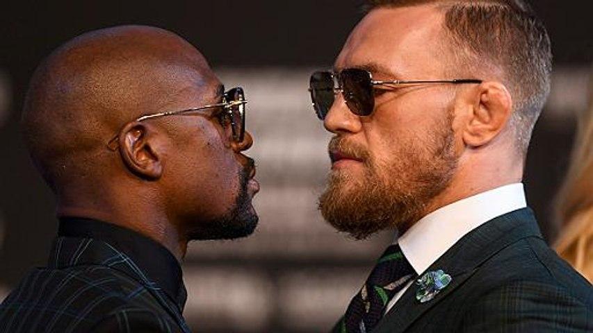Mayweather vs McGregor: Final Press Conference Faceoff