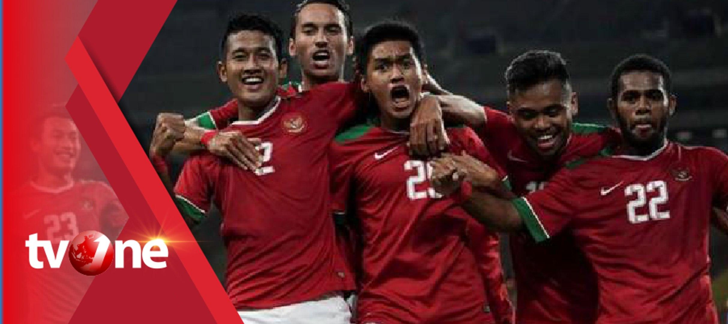 Indonesia Siap Lawan Malaysia Setelah Mengalahkan Kamboja 2-0 di Sea Games 2017