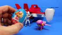 Paw Patrol Toys - Paw Patroller, Paw Patrol Air Rescue Pups, & The Air Patroller Plane Toy