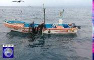 Cuatro pescadores detenidos por faenar en zona protegida de Santa Elena