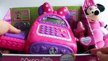 Chasse souris jouer récréation faire semblant achats jouets avec disney minnie nicole