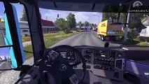 Mercedes Antos Tandem ETS2 (Euro Truck Simulator 2)