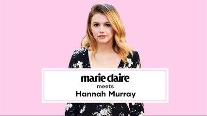 Marie Claire - Hannah Murray - Detroit
