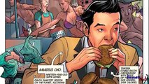 Devenu Comment ponton comme hulk Amadeus Cho est devenu une nouvelle cho Hulk amadeus