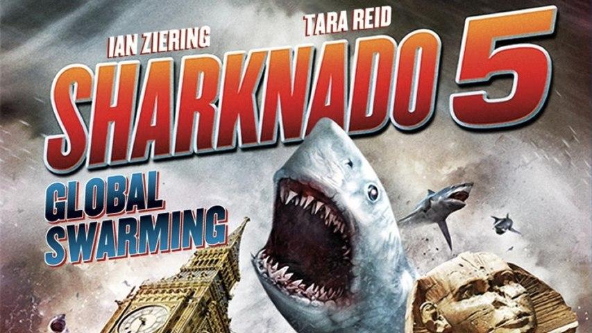 Sharknado 5 - Global Swarming   Trailer (deutsch)