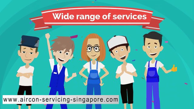 Best AC Services Company in Singapore - AS Aircon Servicing