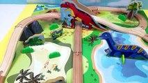 Bébés enfants dinosaure bricolage enfants Apprendre apprentissage des noms son tout petit jouets Velociraptor sch