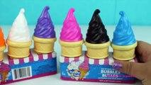 Helados de Burbujas Aprende los Colores | Ice Cream Bubbles-MundodeJuguetes