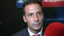 Foot - C1 - Monaco : Giuly «Une bonne poule»