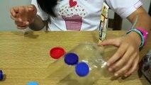 Idées plus et recyclage de bouteille des bouteilles en plastique