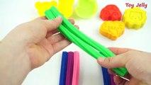 Et animaux argile couleurs Canards pour amusement amusement enfants Apprendre la modélisation moules jouer avec Zoo de playdough