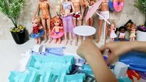 Fuente piscina agua agua agua Elsa barbie party एल्सा बार्बी पूल पार्टी barbie kolam renang バ ー ー ー elsa