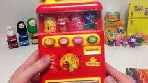Larve jouet jouets vente Saison distributeur Robo voiture poly Ostrava Kongiganak machine Pororo poli