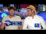DWTS Season 25 - pro Maks Chmerkovskiy on competing with wife Peta Murgatroyd