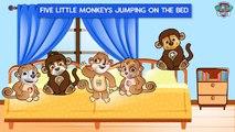 Et bébé lit enfant les couleurs pleurs sauteur Apprendre petit singes sur patrouille patte le le le le la avec 5 seulement