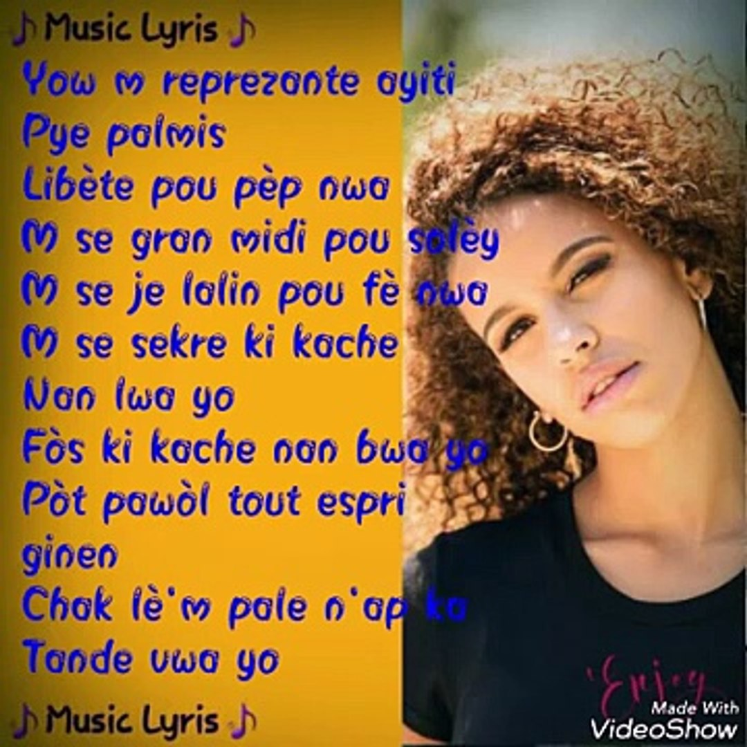Boukman Ft Niska- Vèvè lokal (Lyrics)