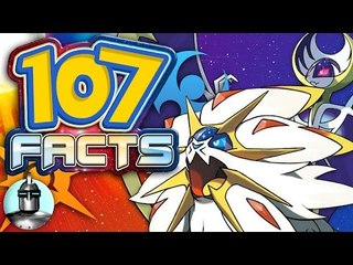 107 Pokémon Sun and Moon Facts YOU Should Know   The Leaderboard