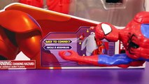 Et gros héros ponton film Nouveau homme araignée super-héros jouets 6 baymax disney disneycartoys action fi