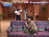 Gia Đình Là Số 1 (Phần 1) - Tập 36 -  Lồng Tiếng HTV3 - bà Na Moon Hee bỏ về nhà ngoại, Lee Soon Jae lái xe bằng chân
