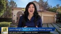 Laura Berg's Team at Caliber Home Loans Westlake Village Terrific 5 Star Review by Rafaela F.