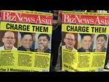 Aquino sued over SAF 44 deaths