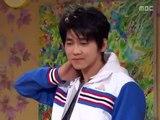 Gia Đình Là Số 1 (Phần 1) - Tập 57 -  Lồng Tiếng HTV3 - Min Yong cầu xin Park Hae Mi giúp Shin Ji, thám tử Li viết lên lưng Joon Ha