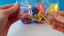 Surprise eggs /Fireman Sam /Feuerwehrmann Sam/ Strażak Sam / İtfaiyeci Sam /пожарный Сэм