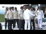 Duterte arrives at House of Representatives for Sona