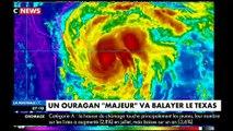 Texas: Premières évacuations avant l'arrivée de l'ouragan Harvey qui pourrait-être un des plus puissants depuis 12 ans !