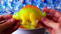 Et bébé garçons pause dinosaure Oeuf pour filles trappe dans jouets regarder 3 3