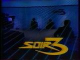 "FR3 - 29 Avril 1986 - Teaser, pubs, début ""Soir 3"" (Geneviève Guicheney)"