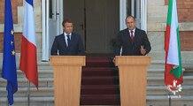 Déclaration conjointe d'Emmanuel Macron et de Ramen Radev, président de la république de la Bulgarie