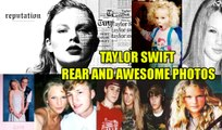 Taylor Swift - Rear And Awesome Taylor Swifts Chiildhood Photos - Reputation
