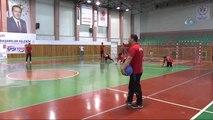 Görme Engelliler Goalball ile Hayata Tutunuyor