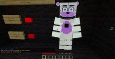 À construit par par cinq emplacement carte moi moi nuits sœur Minecraft 1.10.2 freddys