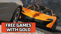 Free Xbox One/360 Games With Gold For September 2017
