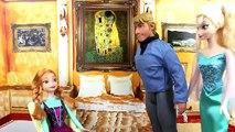 Mal fièvre gelé kidnappe Princesse reine épeler scélérats Elsa anna disney disney prince